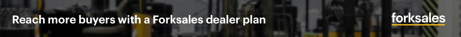 Forksales for Dealers